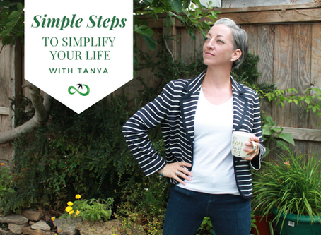 Simple steps to simplify your life with Tanya – the Girl Who Simplified