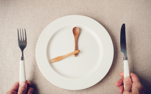 Empty plate: Intermittent fasting