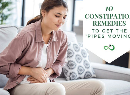 10 constipation remedies to get the 'pipes moving'