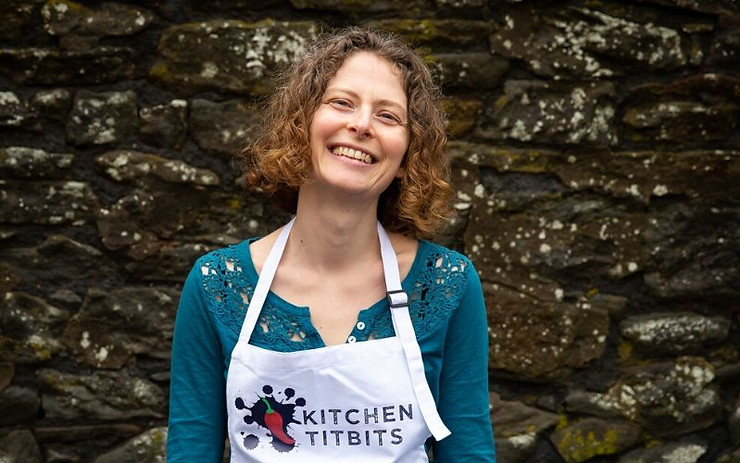 Sarah Alder from Kitchen Titbits