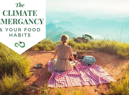 Climate emergency: how your food habits can make a difference