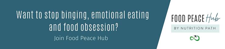 Join Food Peace Hub!