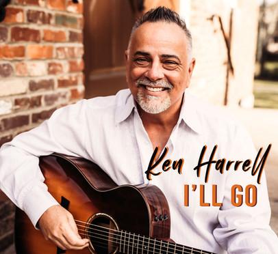 KEN HARRELL - ILL GO cd cover.jpg