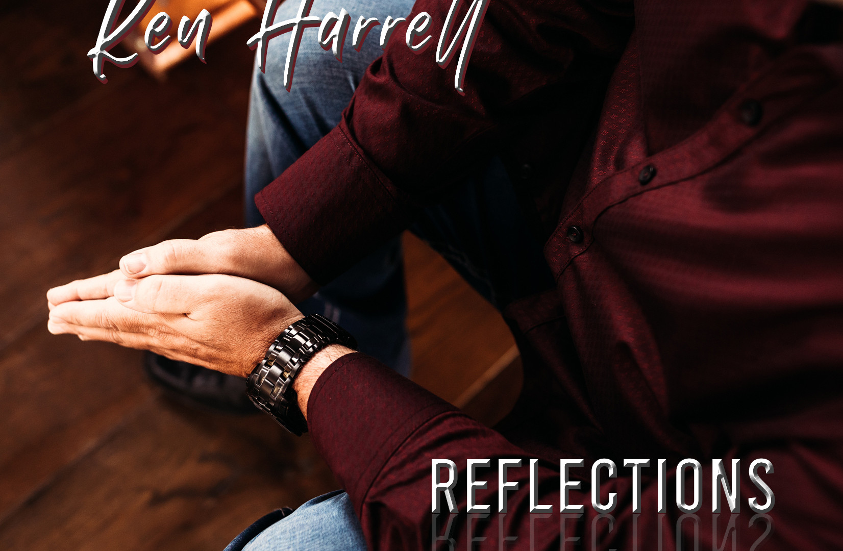 KEN HARRELL - REFLECTIONS cd cover.jpg