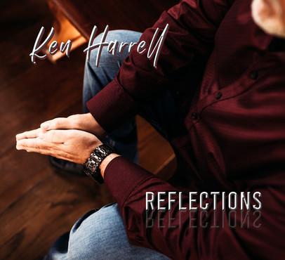 KEN HARRELL - REFLECTIONS cd cover.jpg
