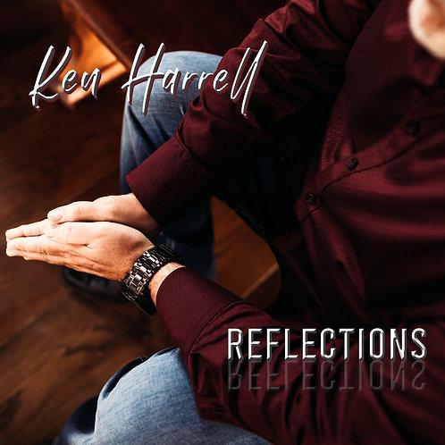 "KEN HARRELL ""REFLECTIONS"" CD"