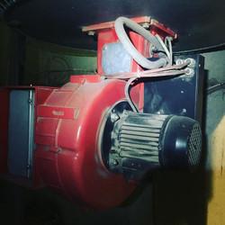 Grain dryer service and repair