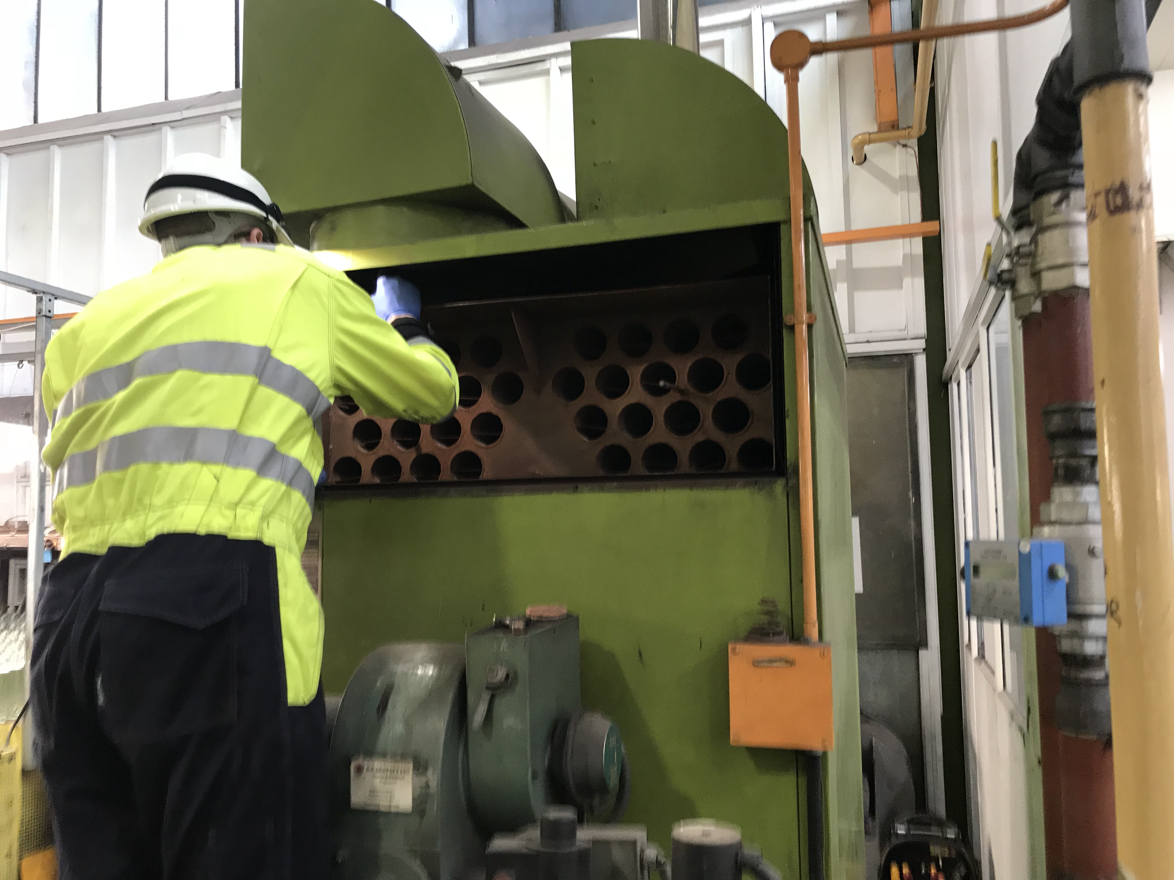Industrial Heater Repair