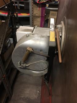 Industrial burner repair and service
