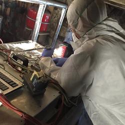 Oil fired boiler repair huddersfield