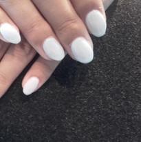 Witte gel