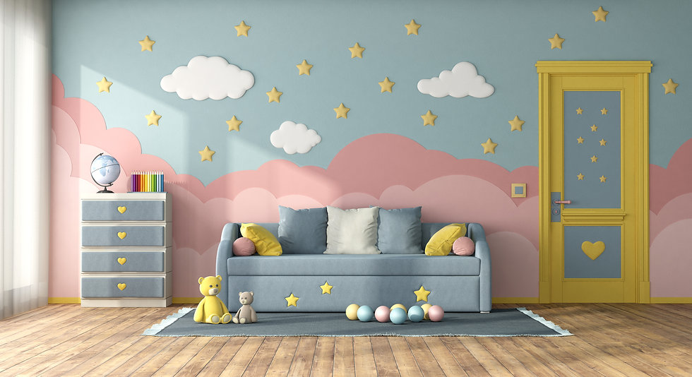 colorful-children-room-with-sofa-bed-HHH