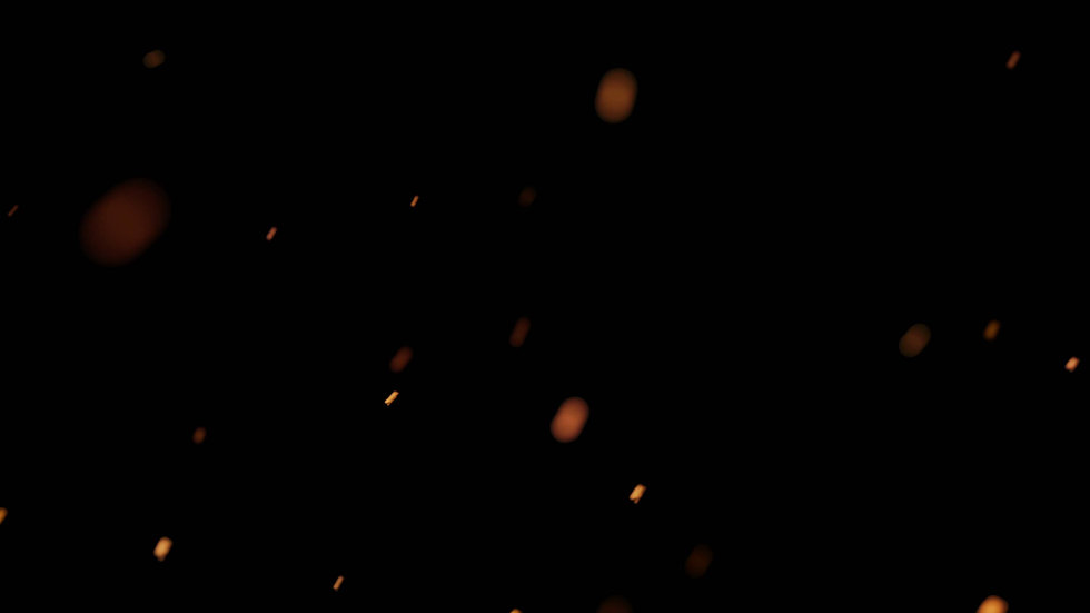 Embers in Wind (6K 60fps)