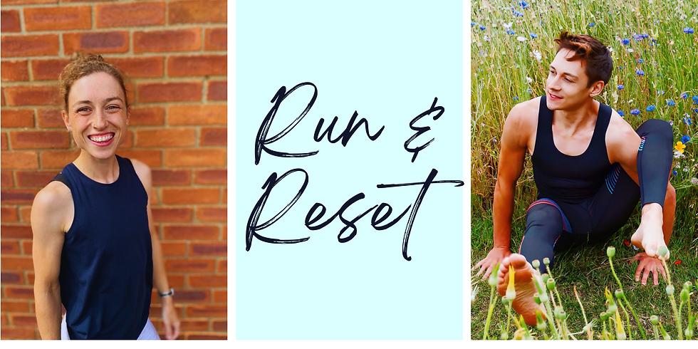 Run & Reset with Becky & James
