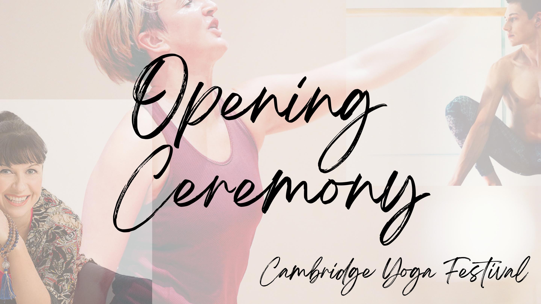 Opening Ceremony!