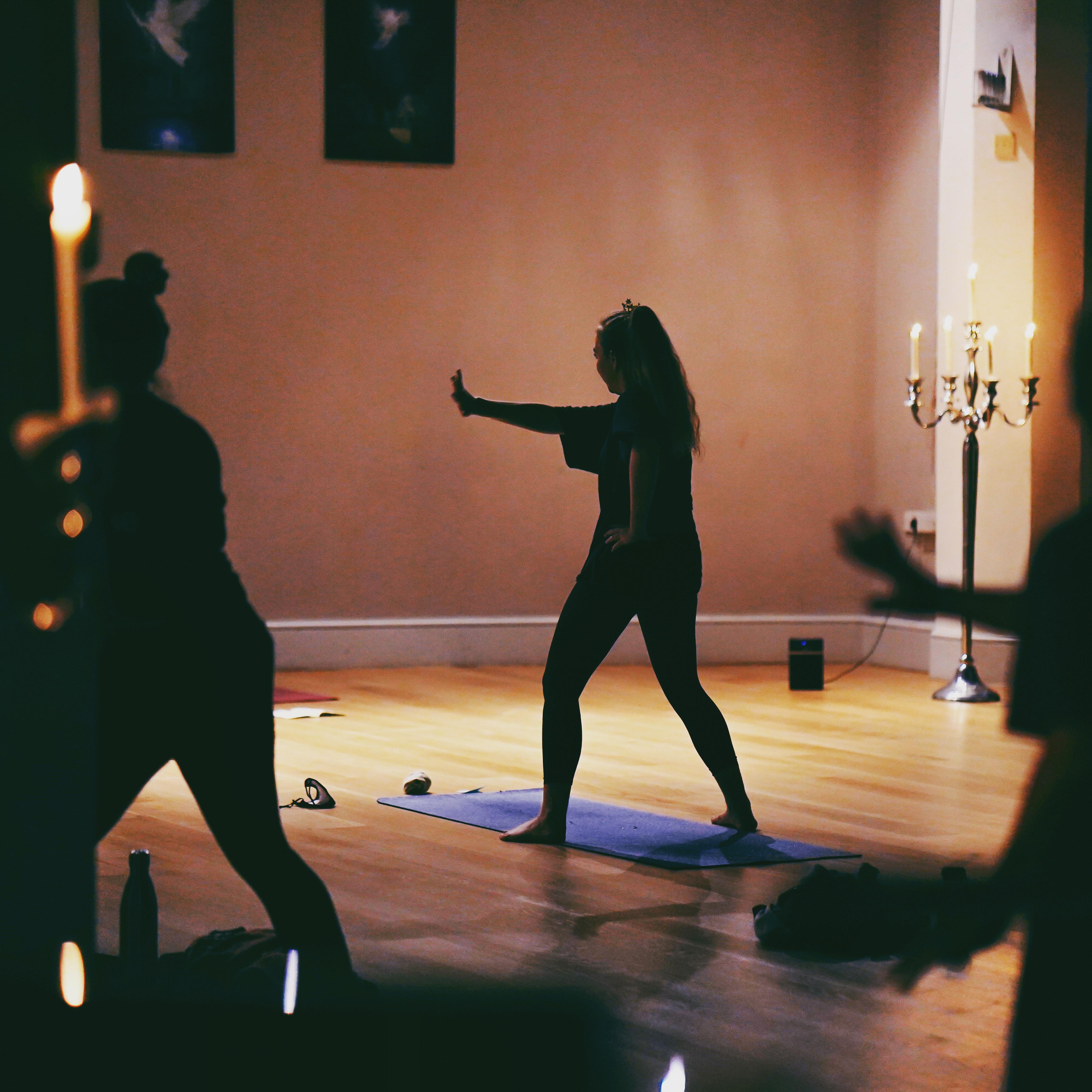 St Paul's Yoga Flow