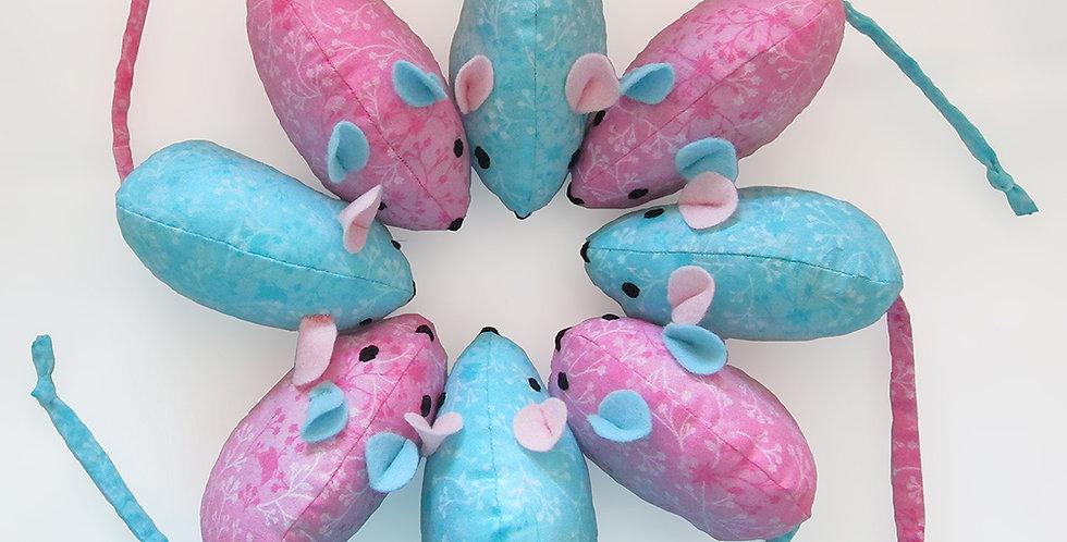 Catnipsy - Handmade Catnip Mouse Toy