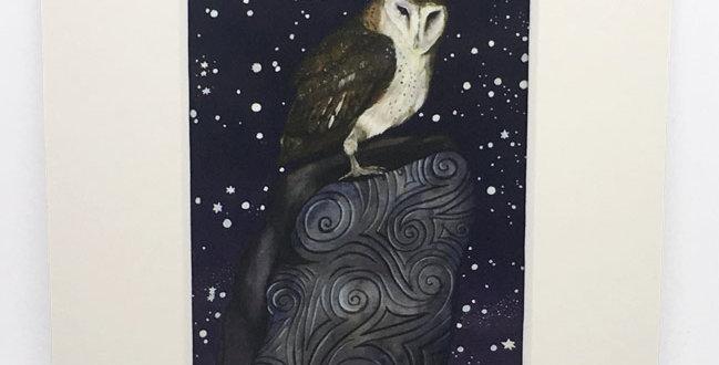 Moon Magick ACEO print