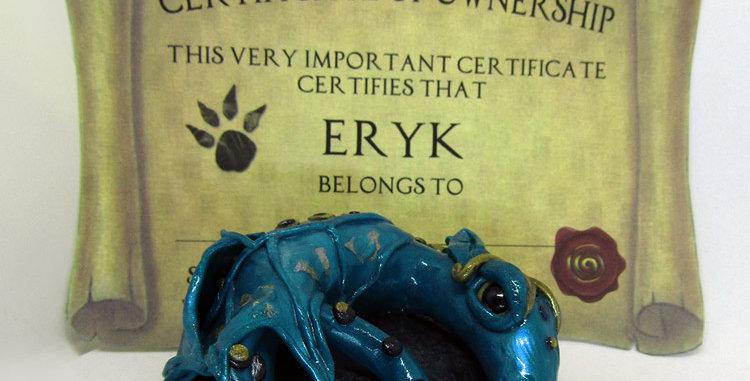 'ERYK'