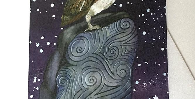 Moon Magick Greeting Card