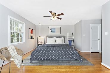 virtual staging bedroom furniture before and after examples