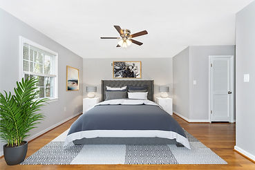 virtual staging restoration hardware virtually staged bedroom