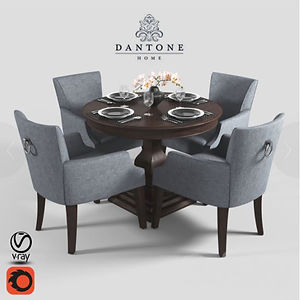 virtual staging designer virtual furniture and dining room sets and dining room tables for virtually staged rooms - dantone
