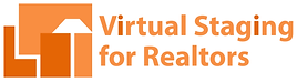 virtual staging and virtual renovation - virtual staging for realtors logo