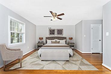 virtual staging bedroom virtual furniture example