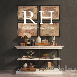 virtual staging designer virtual furniture and restoration hardware accessories for virtually staged rooms