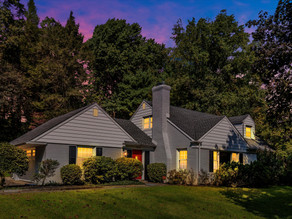 FEATURED HOME - Virtually Staged office, basement, and bedrooms and virtual twilight photography