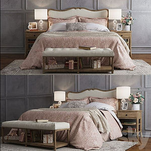 virtual staging designer virtual furniture and beds and bedroom sets for virtually staged rooms including restoration hardware and pottery barn style furniture options