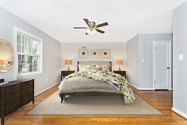virtual staging pottery barn virtually staged bedroom