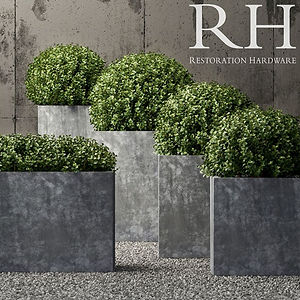 virtual staging designer virtual furniture and plants for virtually staged rooms - restoratin hardware