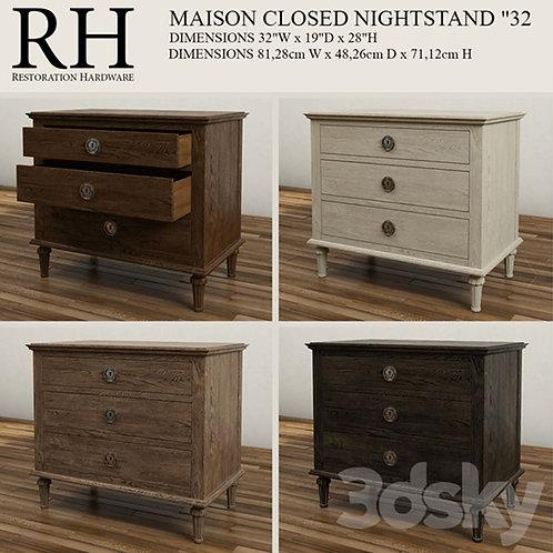 Dresser/Night Stand 9