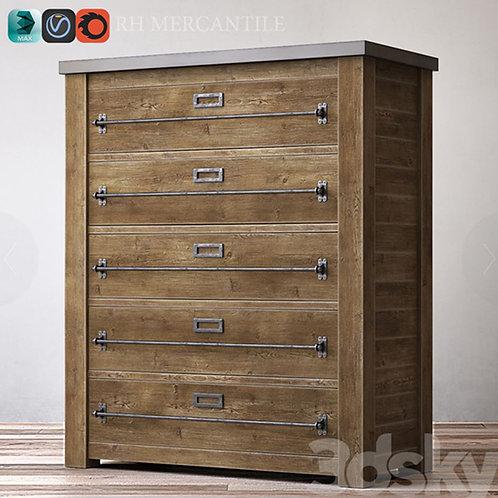 Dresser/Night Stand 4