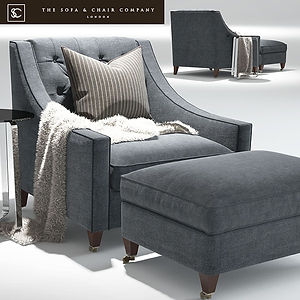 virtual staging designer virtual furniture and chairs for virtually staged rooms - sofa and chair company london