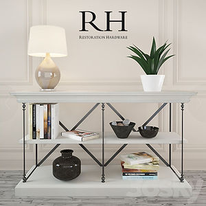 virtual staging designer virtual furniture and coffee tables and end tables for virtually staged rooms - restoration hardware
