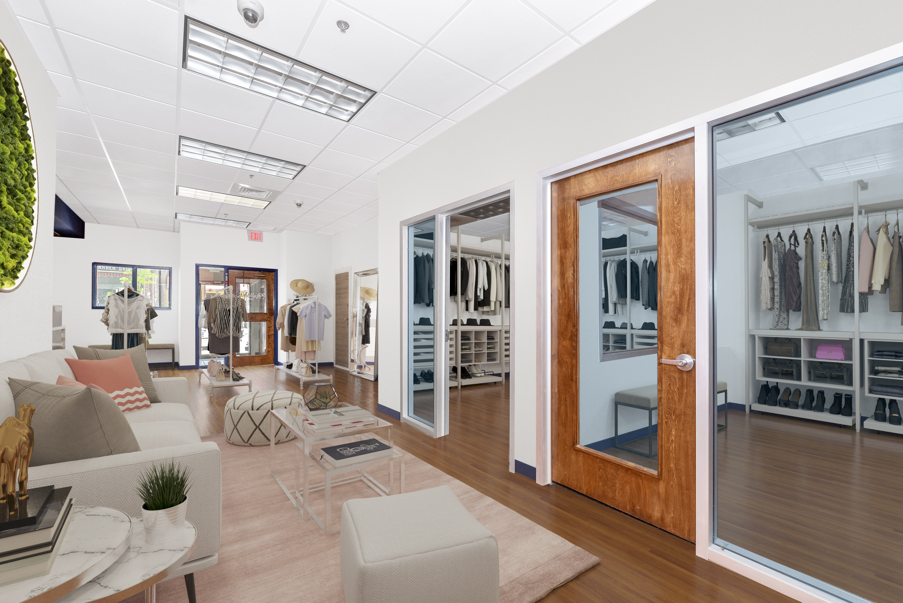 Virtually Renovated Offices