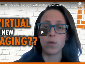 "Is ""VIRTUAL"" The New Staging?"