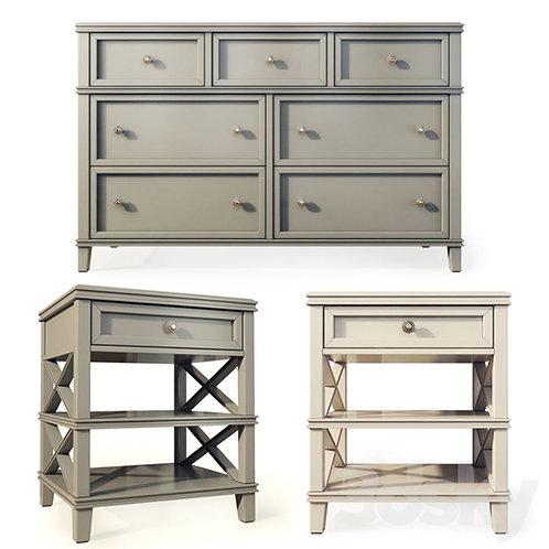 Dresser/Night Stand 17