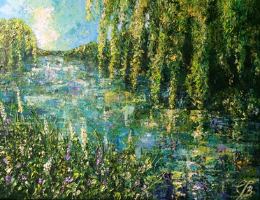 Beneath Willows £ 265