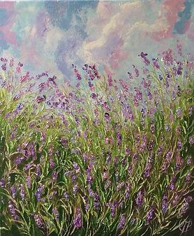 Purple Splendour £290