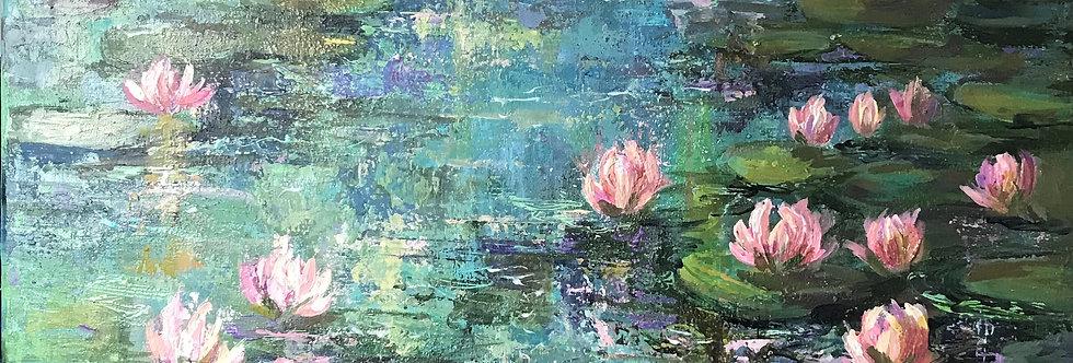 Lily Pond  no3
