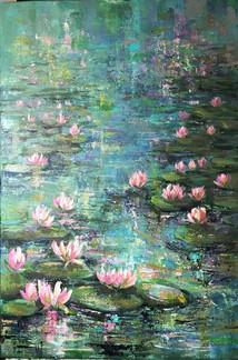 Lilly Pond no 3 £880