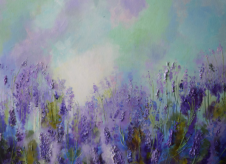 Memory of Lavender no 2