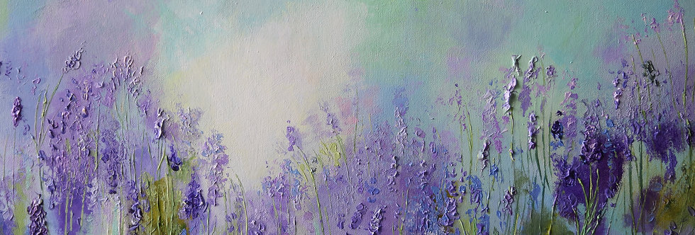 Memory of Lavender no 2