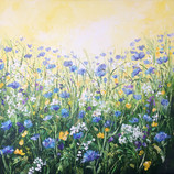 English Summer Meadow SOLD