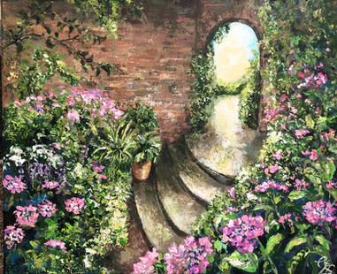 The Walled Garden £500