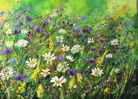 Breeze through the Meadow £420
